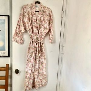Vintage Christian Dior Saks Fifth Avenue 🌸 Robe
